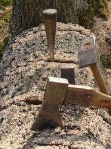 Holzspalter 10t