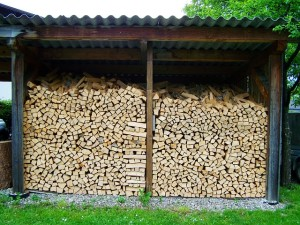Holzspalter 12t